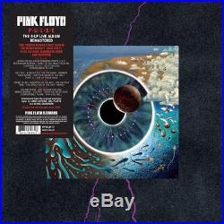 Pink Floyd Pulse Live 2018 remastered reissue vinyl 4 LP box set NEW & SEALED
