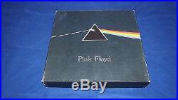 Pink Floyd The Box Set 12 x Vinyl LP Records Aussie Limited Edition EMI PFB1