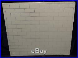 Pink Floyd The Wall SEALED 1ST PRESS 1979 USA 2 LP SET With CLEAR HYPE STICKER