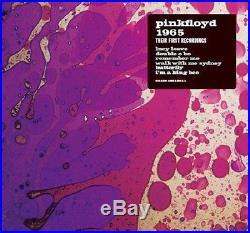Pink Floyd pinkfloyd 1965 Their First Recordings UK 2 x 7 vinyl single gatefold