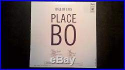 Placebo, Ball of eyes, CBS, M Moulin, jazz-funk, dutch press, orange label, EX
