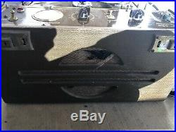 Presto Lathe J10 Recorder, Vinyl Lathe, Record lathe, Audax Record Cutter Head