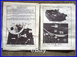 Presto Recorder 1937 vinyl record lathe