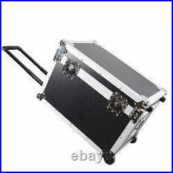 ProX T-UTIHW MK2 Utility Case WithHandle & Wheels 17 x 24.5 x 15 2.2 Cu. Ft