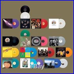 Queen Complete Studio Album Collection 15LP Box Set 180gram COLORED VINYL