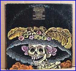 RARE LP SKULL SNAPS S/T Gatefold PROMO! GSF Funk Soul Breaks
