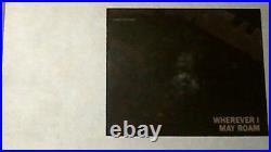 RARE Metallica Wherever I May Roam Box Set 5CD Singles with Glossy Photos