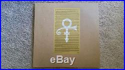 RARE Prince Gold Experience LP Yellow Vinyl Limited #00640 PROMO COMPLETE