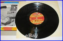 RELATIVELY CLEAN RIVERS California Electric Folk Psych LP 1976
