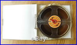 Rare Beatles White Album Reel to Reel 1968 EMI Records DTA-PMC 7076/8