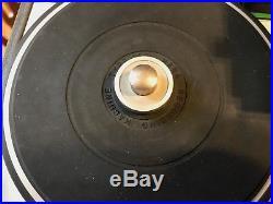 Rare Hara Disk Recorder M-180 Vinyl Mono Record Cutter Lathe Atom Vanrock