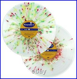 Ratatouille Soundtrack Splatter Vinyl LP Record Album in-shrink Mondo Disney