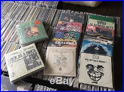 Record LP Vinyl massive collection over 1200 plus