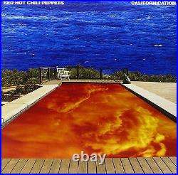 Red Hot Chili Peppers Californication 2 Vinyl Lp New+
