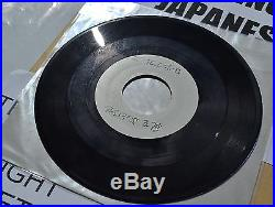Rolling Stones Tell Me/ Lets Spend the Night Together RARE JAPANESE ACETATE