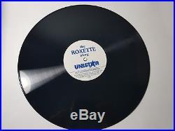 Roxette Story Radio Program PROMO 2 LP -dangerous joyride tourism pray the price