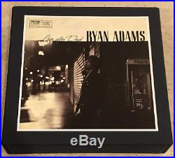 Ryan Adams Live After Deaf vinyl 15 LP box set