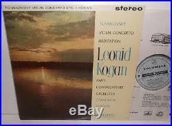 SAX 2323 Tchaikovsky Violin Concerto Leonid Kogan Paris Conservatoire Silvestri