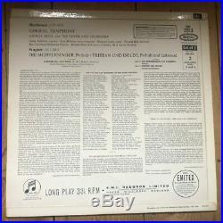 SAX 2512/13 Beethoven Choral Symphony / Szell B/S 2 LP set RARE