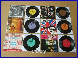 SEX PISTOLS Pistols Pack VIRGIN 1980 UK 6 x 7 VINYL SET IN PLASTIC WALLET SEX1