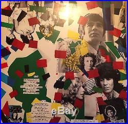 Shmulik Kraus And Friends Criminal Record Lp Vinyl Rare Israeli Fuzz Psych
