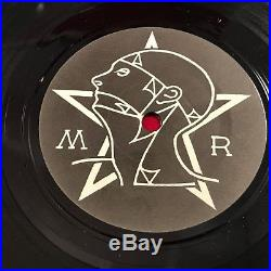 SISTERS OF MERCY The Damage Done 1980 UK 3-track 7 Vinyl single first issue