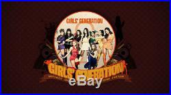 SNSD GIRLS' GENERATION HOOT 3rd Mini Album CD+Photo Book+Card+Sticker SEALED