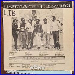 SOUNDS OF LIBERATION Khan Jamal Byard Lancaster mindblowing spiritual afro funk