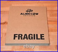STABBING WESTWARD Wither Blister & Peel, Ltd 1st Press RED SMOKE VINYL LP New