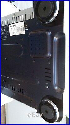 STANTON T120 Direct Drive Professional Turntable Deck Vinyl Record Player DJ