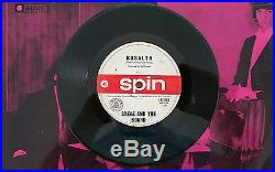 STEVE AND THE BOARD AND THE GIGGLE EYED GOO Vinyl Lp Record 1966 VERY RARE MONO