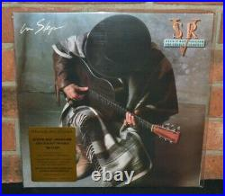 STEVIE RAY VAUGHAN In Step, Ltd 30th Anni 180G COLORED VINYL LP #'d Jacket New