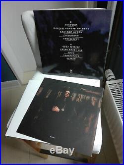 STORM original Vinyl LP + Poster Nordavind (1995)