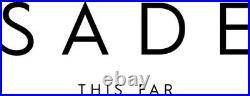 Sade This Far New Vinyl LP Oversize Item Spilt, 180 Gram, Boxed Set, Rmst