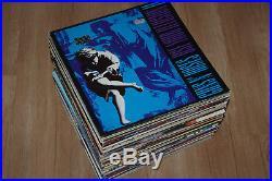 Schallplattensammlung Rock Hardrock Pop Oldies 70 Stk, Raritäten