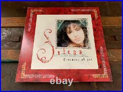 Selena quintanilla vinyl record