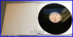 Sex Pistols Spunk UK 1977 1st Press Blank Records LP