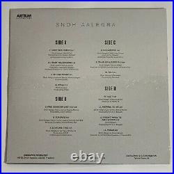 Snoh Aalegra Ugh Those Feels Again 2LP Vinyl Limited Black 12 Record