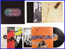 Soda Stereo Caja Negra New Vinyl LP Argentina Import