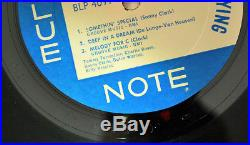 Sonny Clarkleapin' And Lopin'1961 Blue Note Mono (blp-4091)rvg Ear Hard Bop
