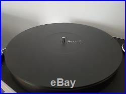 Soundeck by SDS PM Turntable Platter Mat Isolation IsoPlatMat Black 295mm