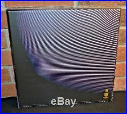 TAME IMPALA Currents, Collector's Edition Box Set COLORED VINYL + EXTRAS New