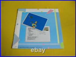 TATSURO YAMASHITA FOR YOU AIR RAL-8801 LP Vinyl Japan CITY POP 1982 Free Ship