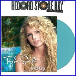 TAYLOR SWIFT Taylor Swift TURQUOISE Vinyl 2LP RSD 2018 New