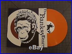 THE BANKSY YEARS Record 12 Vinyl Limited to 1000 copies