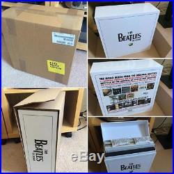 THE BEATLES In Mono 14 LP Vinyl Box Set 180g white album. Masters NEW & SEALED