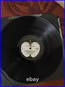 THE BEATLES WHITE ALBUM 1st U. K. Mono. No EMI. EX Low No. Sleeve. VG- Vinyl
