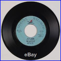 THE CAUTIONS No Other Way US SHRINE DC Northern Soul Holy Grail Orig 45 HEAR