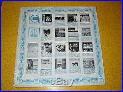 THE MARVELETTESSMASH HITS 62TM-229 Shrinkwrap Clean Vinyl Rare LP 1st Press