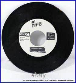 THE MISFITS 3 HITS FROM HELL 45 RPM Black Vinyl Record PL1013 Danzig